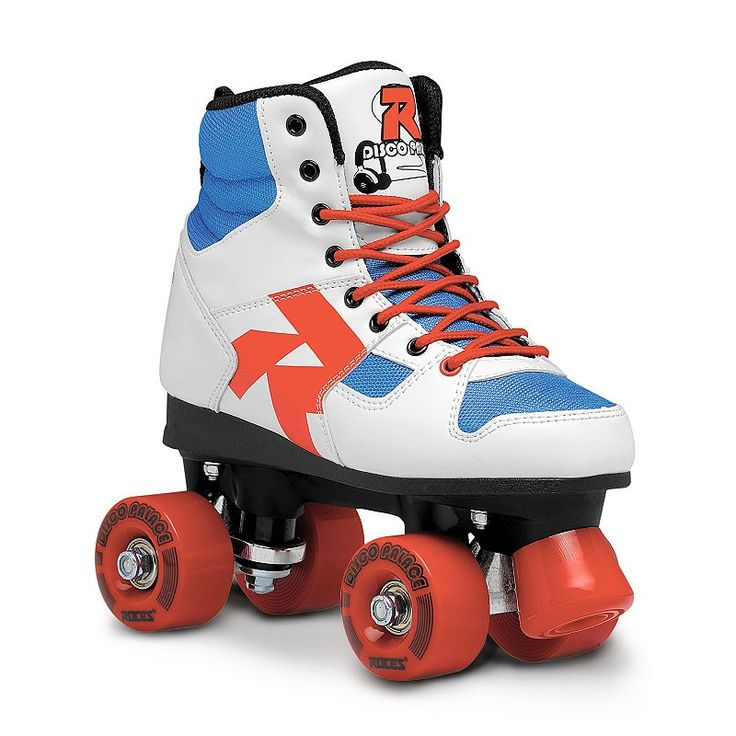 Adult Roces Disco Palace Roller Skates, White