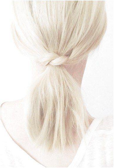 Summer Braids :: Beach Hair :: Natural Waves :: Long Blonde Boho Festival :: Messy Manes :: Free your Wild :: See more Untamed DIY Simple Easy Hai