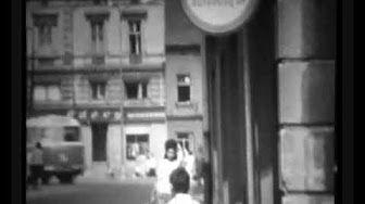 Procházka starým městem Most - YouTube