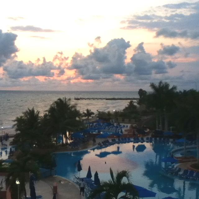 azul ixtapa hotel =) beautiful view