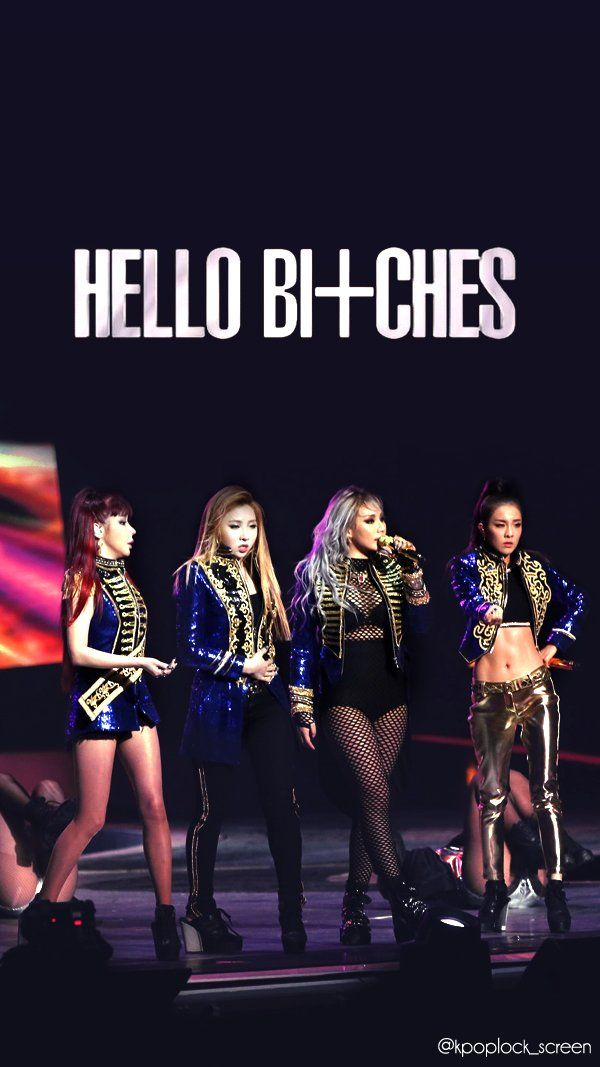 2NE1 Lockscreen • reblog if you save/use • do not repost or edit • Copyright to the rightful owners.