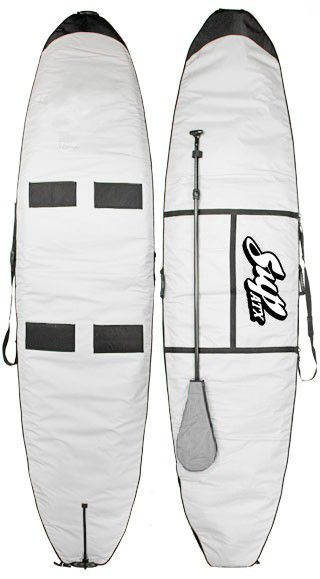 Stand Up Paddle Accessories - SUP Board Bags, SUP Racks, Paddle Covers and Fins from SUP ATX!