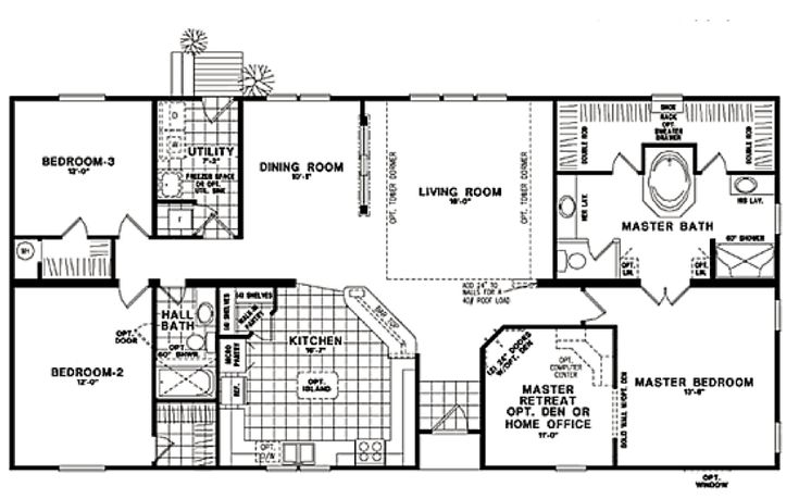 41 Best Floor Plan Options Images On Pinterest