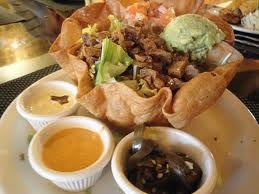 Karyns Cooked- 738 North Wells Street, Chicago, Illinois 60654  - Vegan Taco Salad