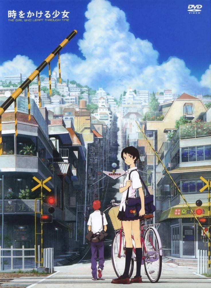 こんな場所が実在するのだろうか?商店街と踏切付近は西武新宿線・中井駅付近ということは分かったのだが、この坂は実在しそうにないかも。