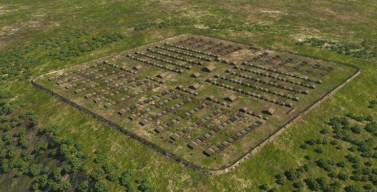 Un ancien camp militaire Romain découvert à Carnuntum en Autriche   Les découvertes archéologiques