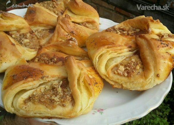 Medovo-škoricové koláče (fotorecept)