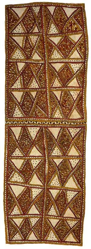 Botha Kimmikimmi (Hirokiki) - 'Dahoru'e, tuböre une, ohu'o sabu ahe' | Aboriginal Art | Outstation