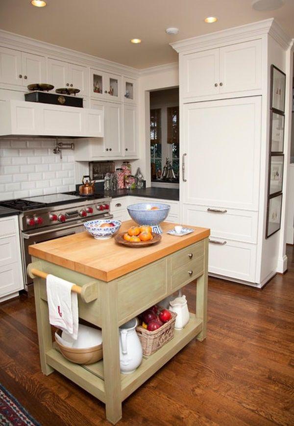 25 besten Küche Bilder auf Pinterest | Inseln, Küchen und Küche klein