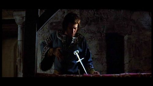 Macbeth Floating Bloody Dagger In this pic macbeth is having a ...