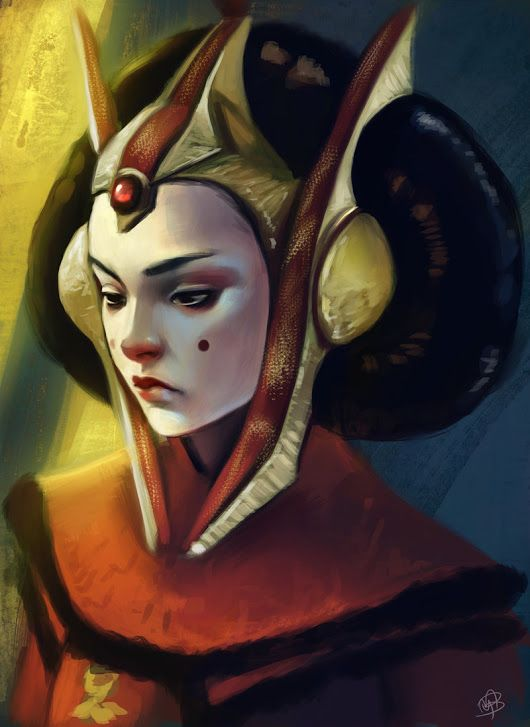 Queen Amidala Star Wars