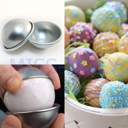 Hemisphere Cake Tin Ideas