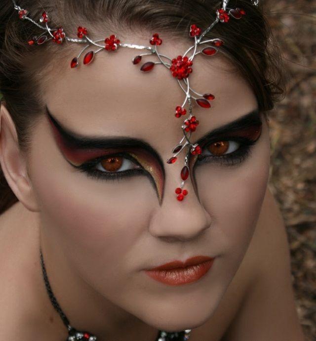 Les 25 meilleures id es de la cat gorie maquillage halloween homme sur pinterest costumes d - Maquillage halloween cicatrice ...