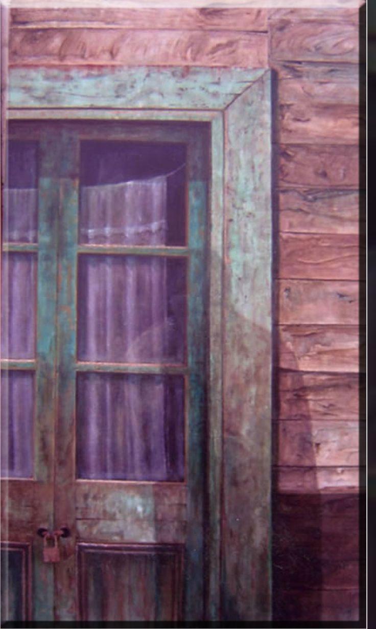 Luis Núñez, artista plástico #Antofagasta #Chile. Óleo sobre tela.