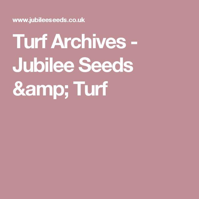 Turf Archives - Jubilee Seeds & Turf