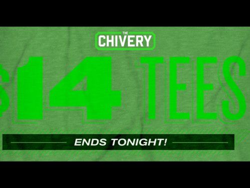 Last chance for $14 tees at The Chivery