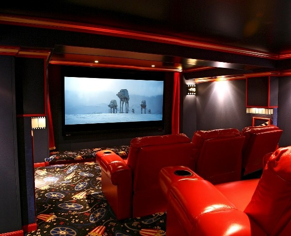 30 best Home Theaters images on Pinterest | Home theaters, Home ...