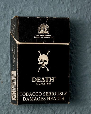 Tobacco seriously damages health