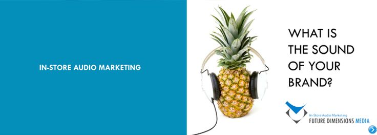 What is the sound of your brand? View our e-brochure here: http://ow.ly/L8dZ302Q8Yp