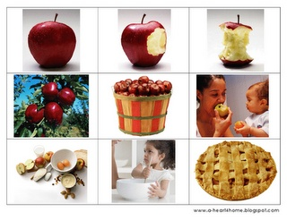 Apple Sequencing and a tot and preschool package. Free!!!. Real images and great sorting, sequencing, counting.