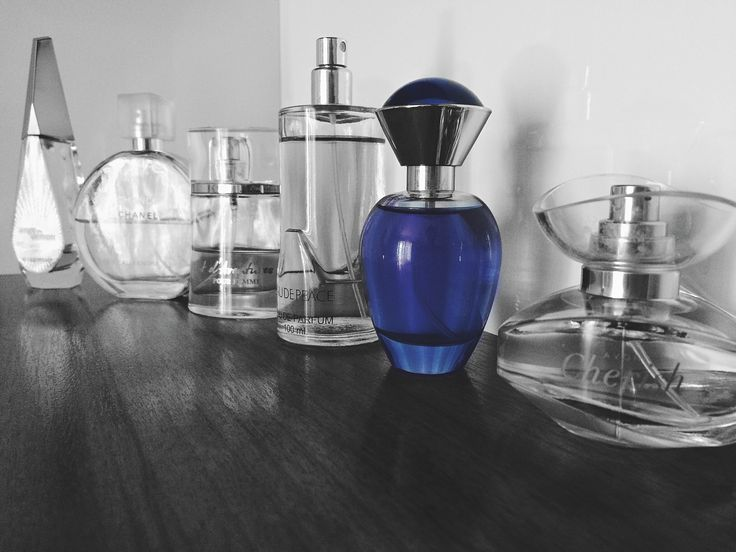 Free stock photo of black-and-white, blue, dark, bottles