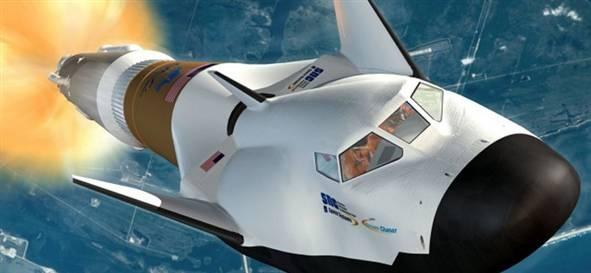 Yeni nesil uzay mekiği yarışına yeni aday