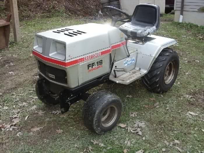 New FF18 Tractor - MyTractorForum.com - The Friendliest Tractor ...