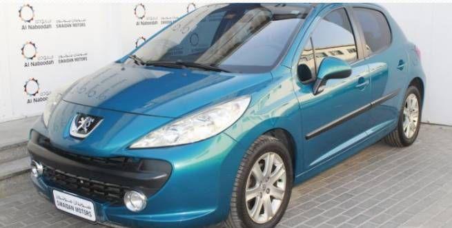Used Peugeot 207 2009 Cars Abu Dhabi Uae Arabs Classifieds Used Cars Near Me Car Dealership Cars For Sale Used