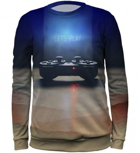 Gamer sweater for kids Thumbnail 1
