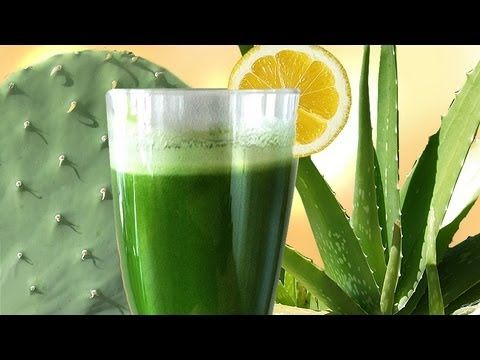 Cactus-Aloe Smoothie, the SUPER Longevity drink: There is so much on our doorstep that heals and nourishes - but what doesn't it do? Fill the bank balances of the agro-chemical, pharmaceutical, medical industry. Make your own choice and create global change AND better health! Thanks Markus, love your stuff!