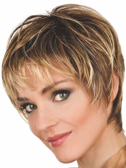 Beautiful Short Hairstyles for Older Women Above 40 and 50