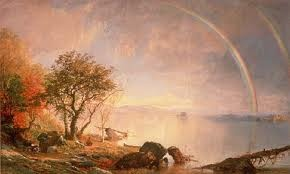 Jasper Cropsey - Lake George (Hudson River School artist)