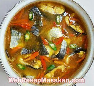 Resep Sup Ikan Patin Kuah Bening