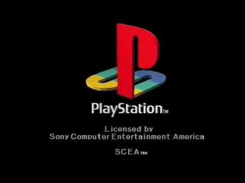Original PlayStation Startup Intro (PS1)