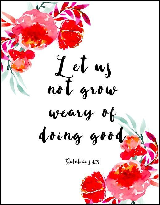 Free Printables: Accessto an ever-growing resource library, that includes these beautiful scripture printables, plus other printables to inspire you, help you organize your life, and more. Click…