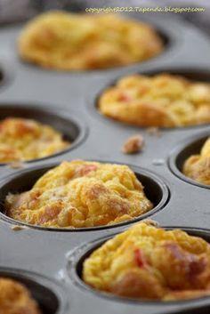 Mini omlety | TAPENDA