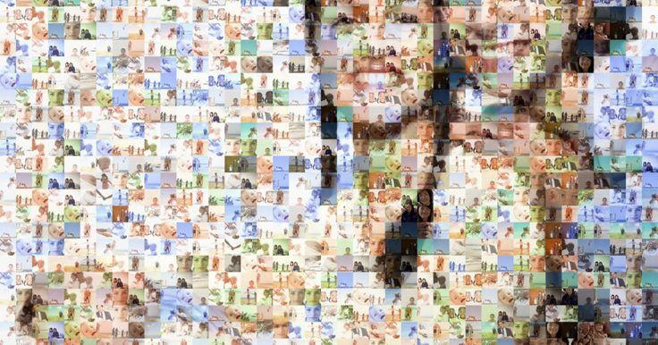Cómo hacer un collage de amigos en Facebook. Un collage es una representación visual de un grupo de elementos relacionados, como muchas fotografías en un tablón de anuncios. La aplicación Friend Collage en Facebook te permite crear un collage de las imágenes de tus amigos en Facebook, en una variedad de estilos distintos. Elige entre formas como el yin-yang y Mickey Mouse o escoge un bloque ...