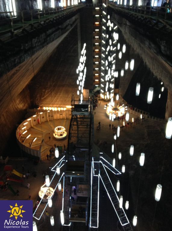 Private Trip To The Salt Mine Turda