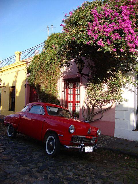 Colonia del Sacramento. Uruguay.