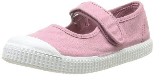 Victoria Mercedes Velcro Lona Tinta, Mädchen Hohe Sneakers, Pink (Rosa), 21 - http://on-line-kaufen.de/victoria/21-eu-victoria-mercedes-velcro-lona-tinta-hohe-2