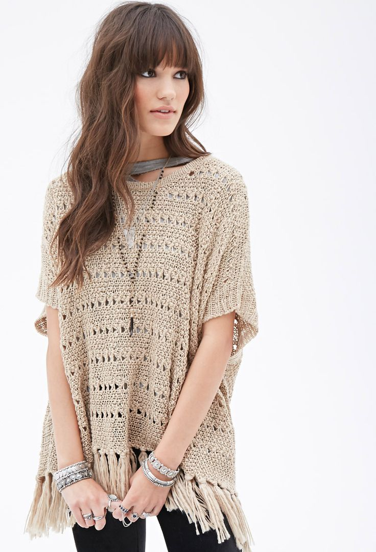 Forever 21 - poncho