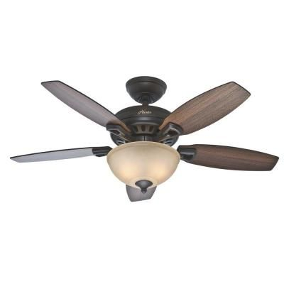 Hunter Holden 44 in. New Bronze Ceiling Fan-51064 at The Home Depot $99.97