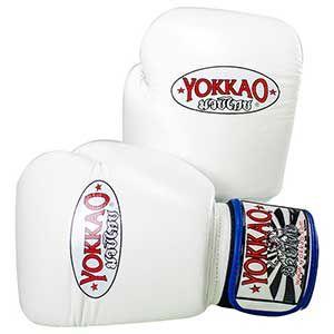 Boxhandskar storleksguide