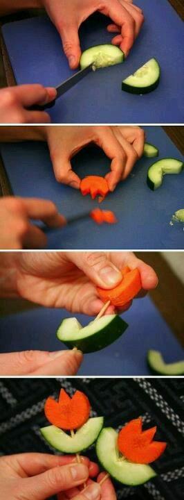 ¿A tu peque le cuesta comer #verdura? Con esta #receta súper fácil seguro que se la acaban :)