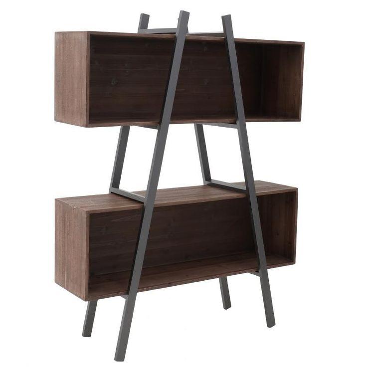 Wooden Shelf Furniture - inart