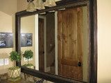 mirror frame kit traditional bathroom mirrors salt lake city by reflected design