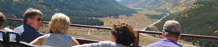 Want to do this in Fall -  Leadville, Colorado & Southern Railroad: Scenic Train Rides through the Rockies