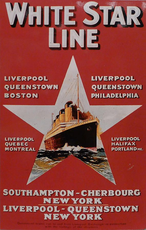 17 Best Images About White Star Line On Pinterest The