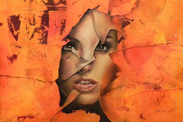 Orange by Lukasz Jaruga