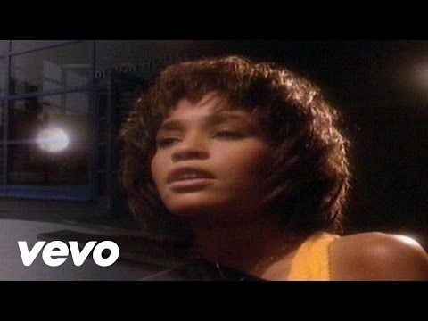 Whitney Houston - Saving All My Love For You - YouTube